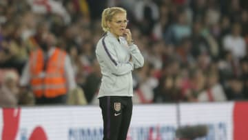 England have won consecutive games under new boss Sarina Wiegman