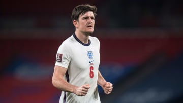 Harry Maguire is carrying an ankle injury ahead of Euro 2020