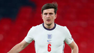 Maguire is a major doubt for England