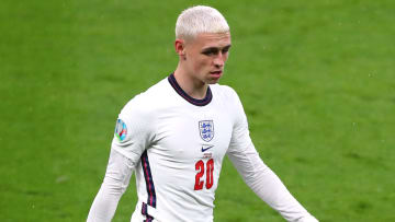 Phil Foden's blond hair could be here to stay