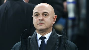Daniel Levy is still looking for Spurs' manager
