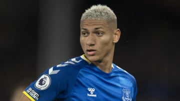 Richarlison suffered the injury against Burnley