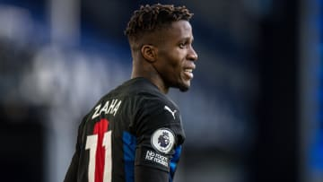 Wilfried Zaha was heavily linked with a move to the Emirates Stadium in the summer of 2019