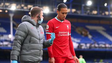 Virgil van Dijk wird nicht bei der EM spielen