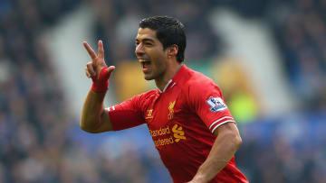 Luis Suárez llegó al Liverpool el 31 de enero de 2011