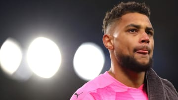 Zack Steffen started for Manchester City during their FA Cup quarter final win over Everton