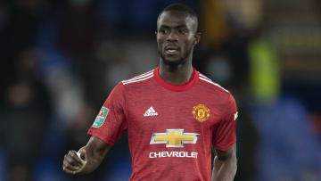 Eric Bailly is in talks over a new contract