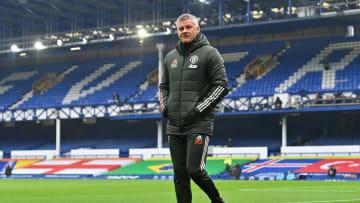 Solskjaer's Manchester United side beat Everton 3-1