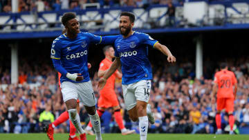 Townsend and Gray have enjoyed an excellent start to life at Goodison Park