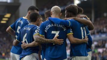 Everton got off to a winning start against Southampton