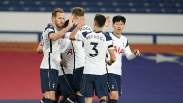 Tottenham played out a 2-2 draw with Everton last time out