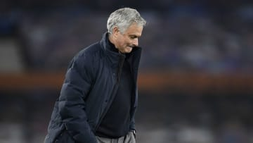 Jose Mourinho was let go by Tottenham on Monday