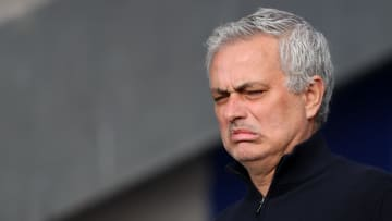José Mourinho est libre depuis son éviction de Tottenham.
