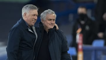 Jose Mourinho was reportedly contacted by Real Madrid