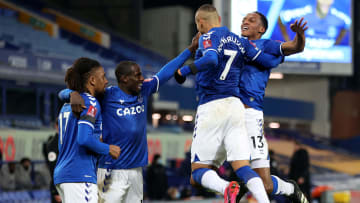 Everton take on Liverpool in the Merseyside derby this weekend