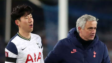 Son has had an amazing season under Mourinho's management