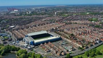 Everton are preparing to build a new stadium