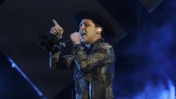 Christian Nodal es un famoso cantante mexicano