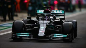 Lewis Hamilton se impuso en el Gran Premio de Rusia de 2021