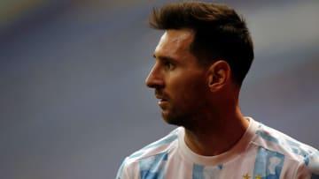 Lionel Messi va disputer sa quatrième finale de Copa America