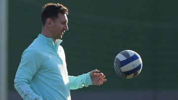 Leo Messi sigue siendo agente libre