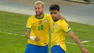 Neymar est venu prendre la défense de Lucas Paqueta.