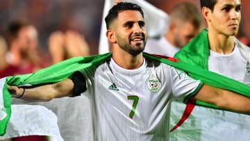 Riyad Mahrez est la star absolue des Fennecs.