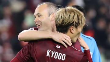 Iniesta is delighted to see Furuhashi join Celtic