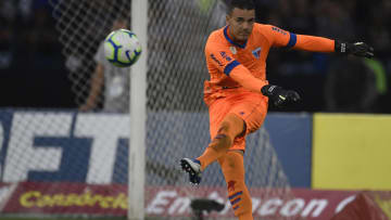 Felipe Alves tem a missão de fechar o gol do Fortaleza