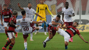 Flamengo tem uma lista grande de baixas para o clássico