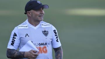 Jorge Sampaoli est le nouvel entraîneur de l'OM.