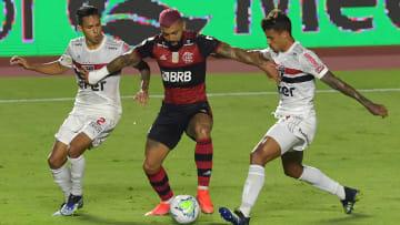 Flamengo, São Paulo e Grêmio estariam em Superliga Sul-americana, segundo imprensa argentina. Veja todos os clubes do hipotético torneio.