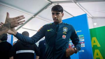 Lucas Paquetá foi o nome escolhido por Tite para substituir Philippe Coutinho, lesionado.