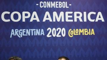 Se viene la Copa América