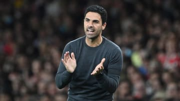 Mikel Arteta has praised the efforts of one Arsenal player in particular