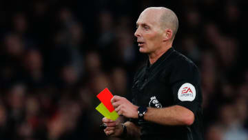 One of the elite referees