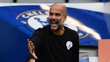 Guardiola expects his side to suffer on Tuesday night