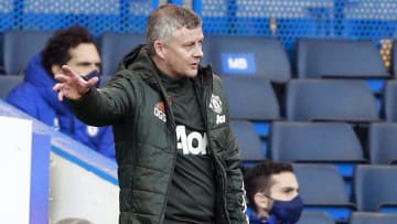 Ole Gunnar Solskjaer was unimpressed with Chelsea's conduct before the game