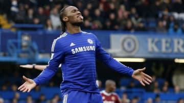 Didier Drogba est devenu une légende à Chelsea.