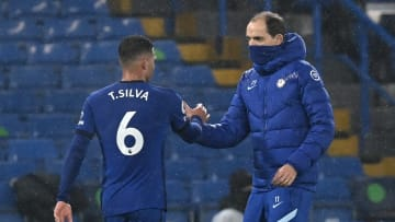 Silva is thought to be keen to extend his stay at Stamford Bridge