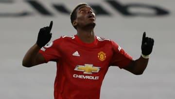 Pogba has been outstanding for Man Utd