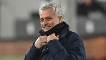 Jose Mourinho is back in football management with Roma