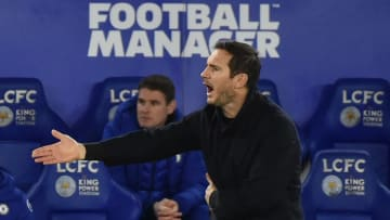 Frank Lampard is a football manager