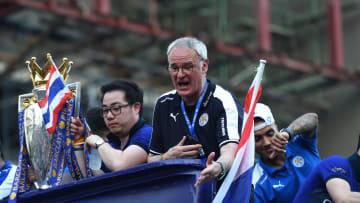 Ranieri ganó la Premier con el Leicester