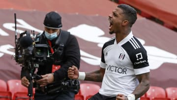 Lemina scored the only goal of the game for Fulham