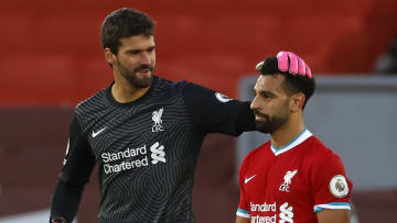 Alisson and Salah could both be in line for new deals