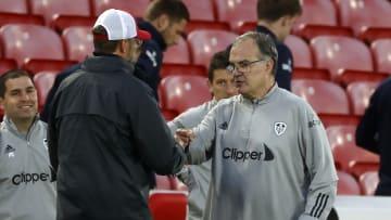 Jurgen Klopp and Marcelo Bielsa go head to head this weekend