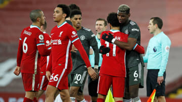 Manchester United e Liverpool se enfrentam nesta quinta-feira (13).