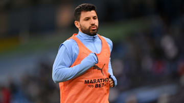 Sergio Aguero is set to leave Manchester City at the end of the season