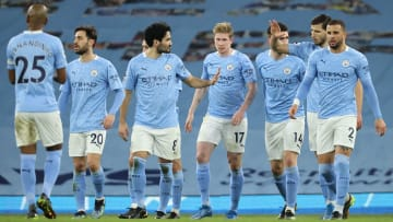 Man City are in the midst of a stutter in form